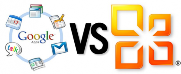 google vs office
